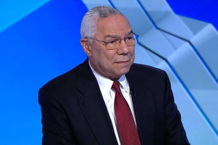 Colin Powell deja atrás un vasto y controvertido legado político