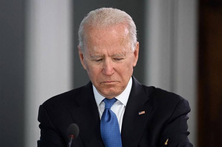 Valoran en EEUU dificultades de Biden